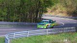 Andreas Kokor beim European Hill Race Bergrennen Eschdorf am 03.- 04. Mai 2008