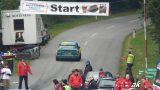 Andreas Kokor beim Int. Eurol Auto Bergrennen St. Agatha - Esthofen am 20.- 21.09.2008