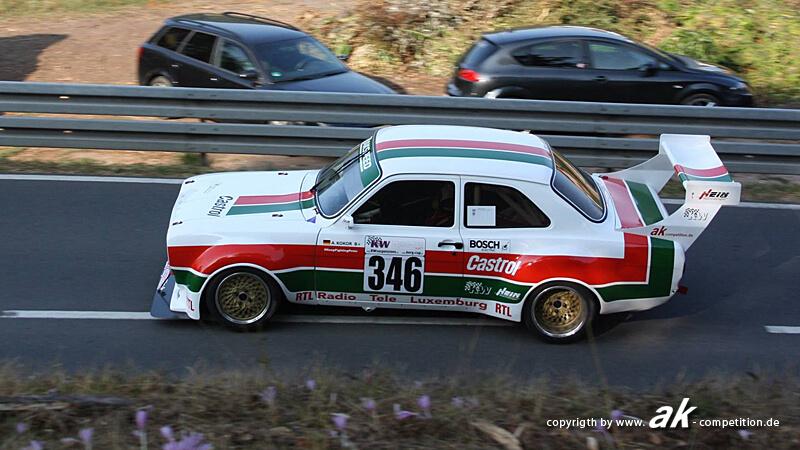 Internationales Automobil Bergrennen Oberhallau