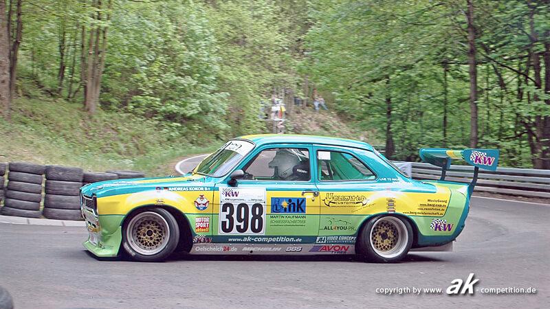 3. ADAC Rennsteig Bergrennen am 12.-13.05.2007